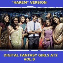 """Digital Girls Fantasy vol.8 """"harem version"""" has been made (finally)."""