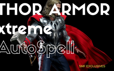 SMF's Thor Armour Sigil (Protection)