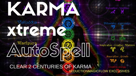 SMF's Karma Xtreme Sigil