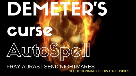SMF's Demeter's Curse Sigil