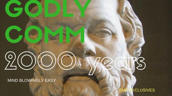 SMF's Godly Comms Sigil