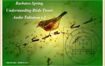 Barbatos Spring – Freeware Audio Talisman v.2