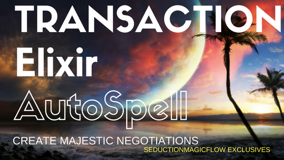 Transaction Elixir XSigil Autospell