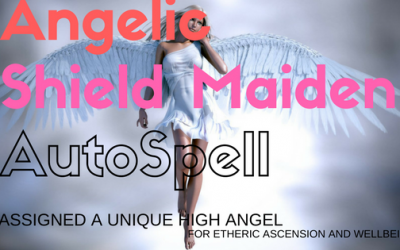 Angelic Shield Maiden XSigil Autospell