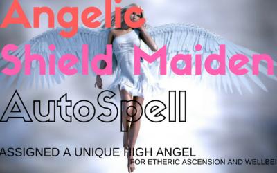 Angelic Shield Maiden XSigil Autospell