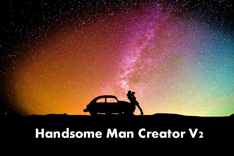 Handsome Man Creator v.2