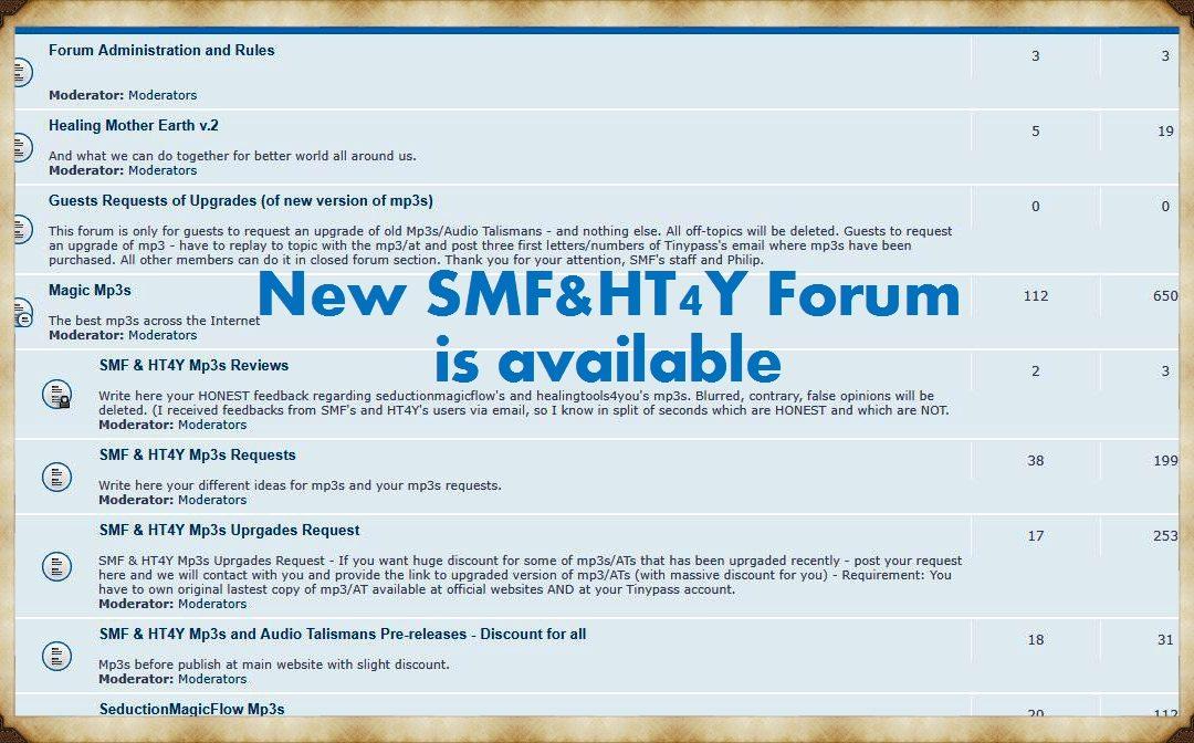 New Forum