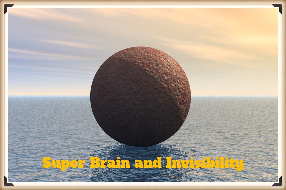 Super Brain and Invisibility Mp3s