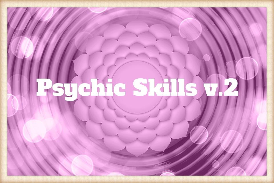 Psychic Skills v.2