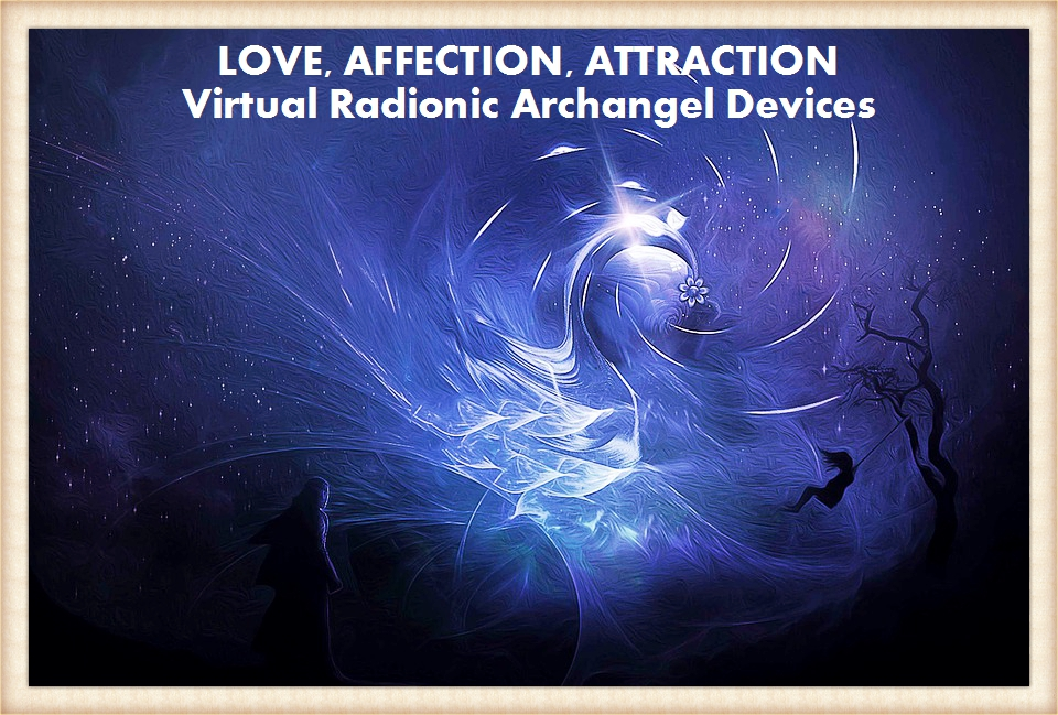Love Archangelic Radionic Devices