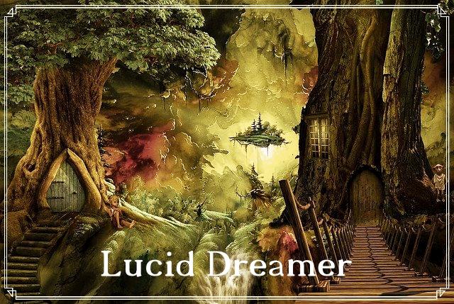 Lucid Dreamer Ennochian XSigil