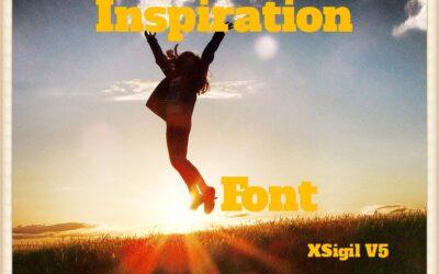 Inspiration Font XSigil v.5